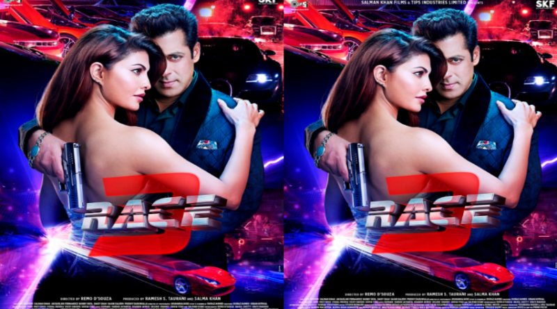 race3 review