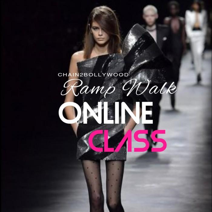 Online Ramp Walk Class