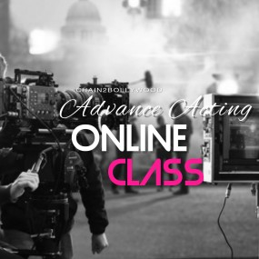 Advance Online Acting Classes  -2